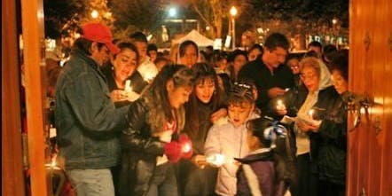Celebrating Las Posadas at Old Mission San Jose