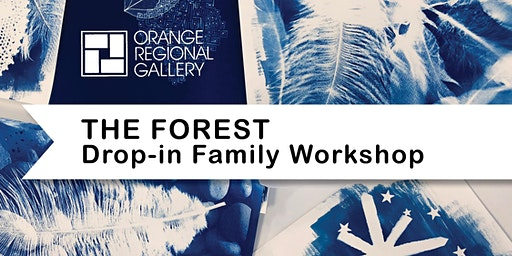 SCHOOL HOLIDAY WORKSHOP - THE FOREST - Drop-in Family Fun