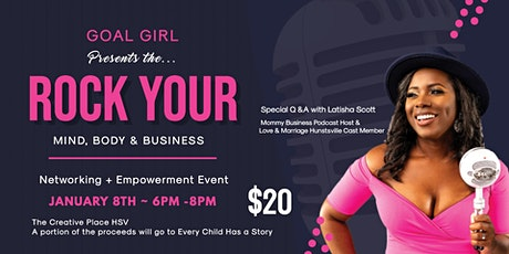 Rock Your Mind, Body & Business tickets