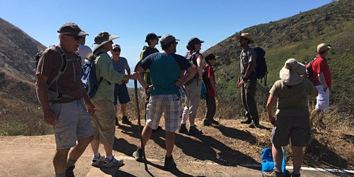 What's on Your Plate Geology Hike