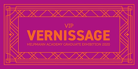 VIP VERNISSAGE 2020 tickets