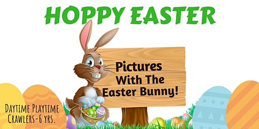 Hoppy Easter | Daytime Playtime | Crawlers - 6 yrs.