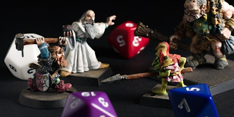 Mayor's SRC: Introduction to Dungeons & Dragons @ Noarlunga library tickets
