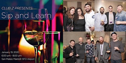 Club Z Community Sip & Learn