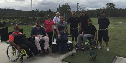 Come and Try Golf - Parkwood QLD - 2 March 2020