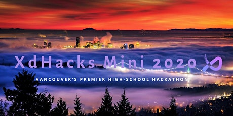 XdHacks Mini 2020 tickets