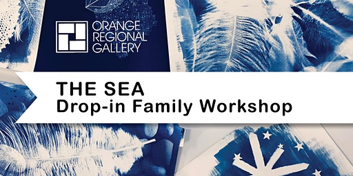 SCHOOL HOLIDAY WORKSHOP - THE SEA - Drop-in Family Fun
