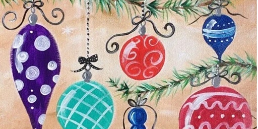 Ornament Painting & Cocoa Bar