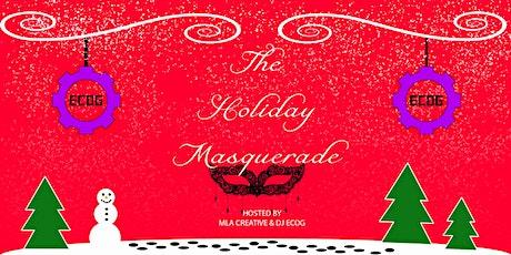 The holiday masquerade tickets