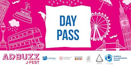 DAY PASS TICKETS / ARBUZZ J-FEST tickets