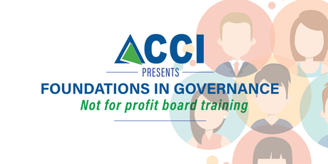 Foundations in Governance tickets