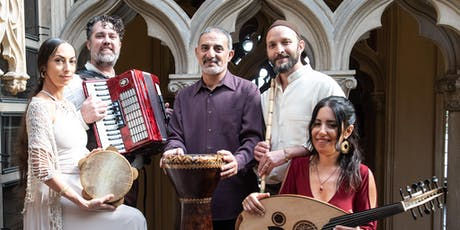 The Qadim Ensemble tickets