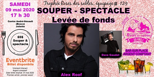 Souper- Spectacle Alex Roof
