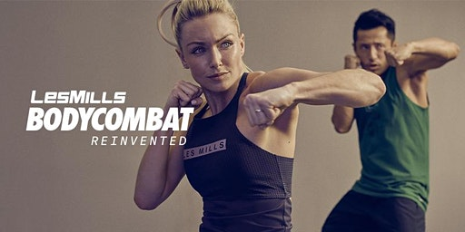 The Reinvention of BODYCOMBAT - Singapore