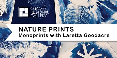 NATURE PRINTS – Monoprint with Laretta Goodacre  tickets