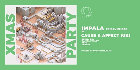 Impala Xmas Party ft. Cause & Affect (UK) tickets