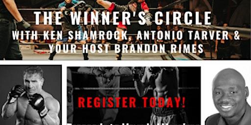 The Consumer Quarterback Show Hosts: The Winner's Circle with Ken Shamrock & Antonio Tarver