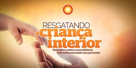 RESGATANDO A CRIANÇA INTERIOR com Fanny Van Laere/ Açores/ Portugal bilhetes
