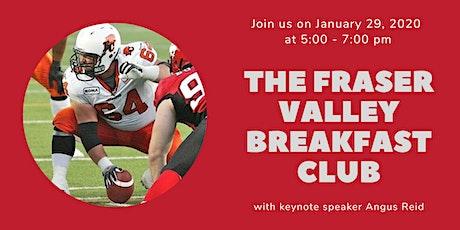 The Fraser Valley Breakfast Club tickets