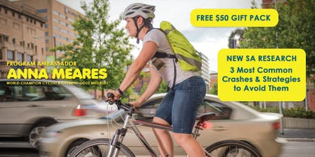 Be Safe Be Seen: Cycling Safety Presentation tickets