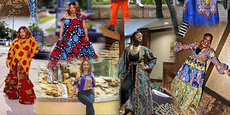 African Fashions Pop Up Shop; Tampa FL. tickets