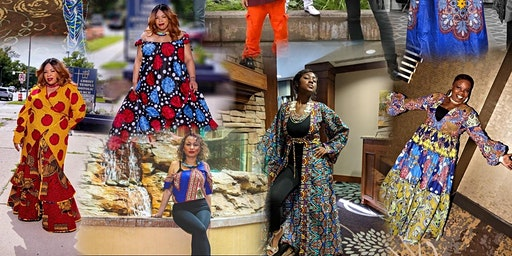 African Fashions Pop Up Shop; Tampa FL.