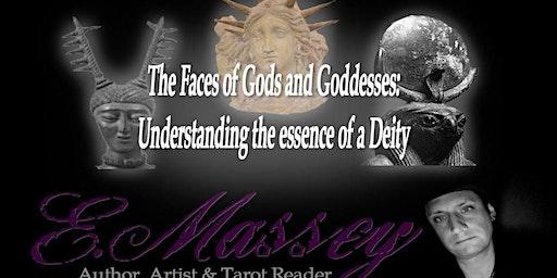 Class: The Faces of Gods & Goddess w/ E. Massey