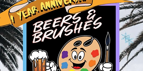 Beers And Brushes tickets