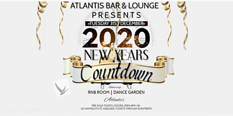 New Years Eve At Atlantis tickets