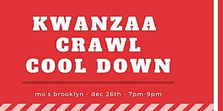 Kwanzaa Crawl Cool Down tickets