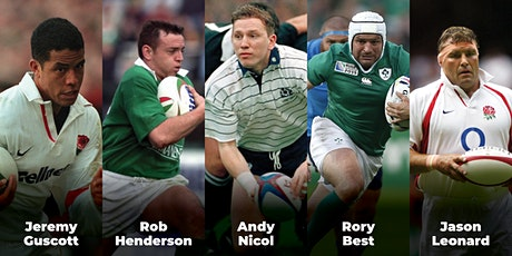 Rugby Legends Dinner NYC 2020 tickets