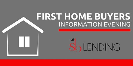 First Home Buyers Information Evening tickets