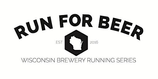 Beer Run - Explorium | Part of the 2020 Wisconsin Brewery Running Series