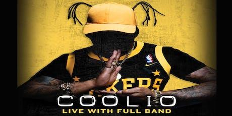 COOLIO tickets