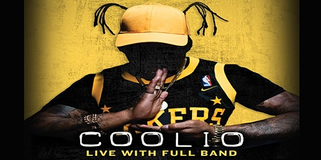 COOLIO tickets