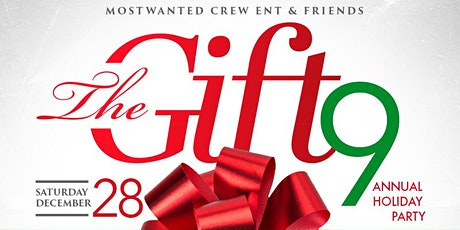 THE GIFT 9 tickets