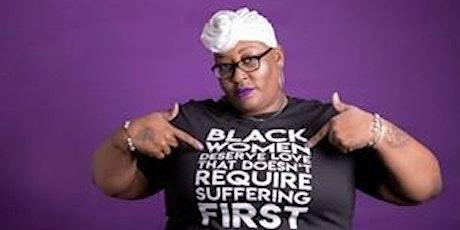 Purple Path Presents Dr. Shan Jones' One Woman Comedy Show & 40th Bday Bash tickets