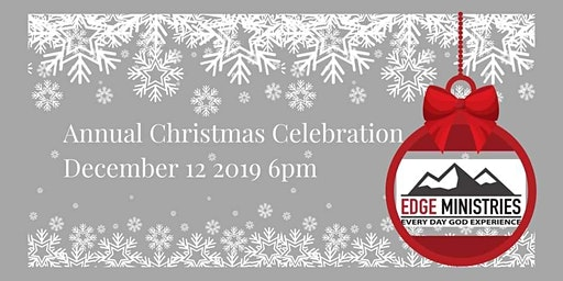 EDGE Ministries Christmas Party