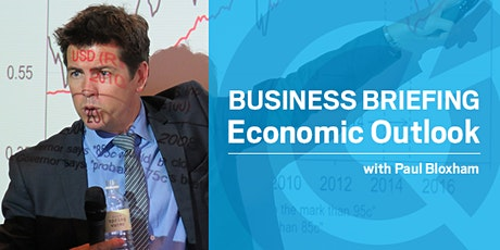 WA | 2020 Economic Outlook Briefing with Paul Bloxham - Tuesday 17 March 2020  tickets