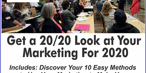 Monthly Marketing Monday: 20/20 Vision for Markering in 2020