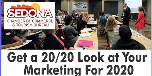 Monthly Marketing Monday: Your 20/20 Look at Your 2020 Marketing