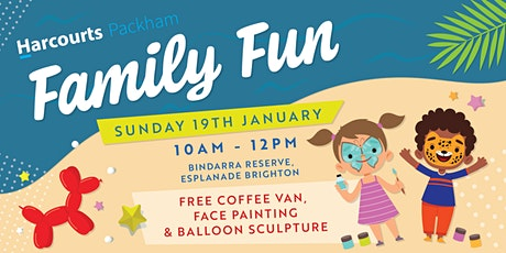 Packham Family Fun tickets