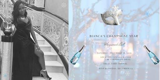 Bianca's Champagne Year: Masquerade Ball