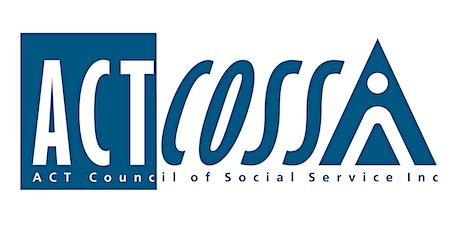 ACT CASP Peer Network Meeting - 3 Mar 2020 tickets