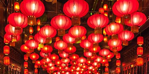 Chinese New Year Arts & Crafts (FREE)