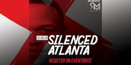 Silenced Atlanta : Male Survivors of Sexual Trauma tickets