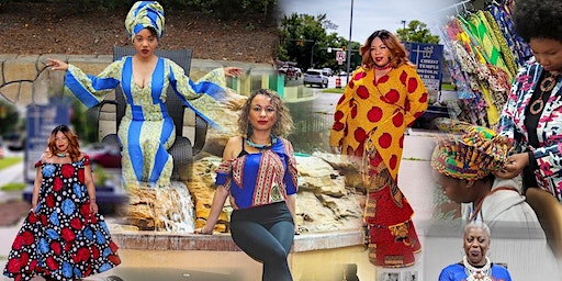 African Fashions Pop Up Shop; Raleigh NC