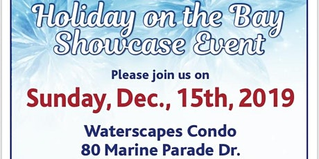 Holiday on the Bay tickets