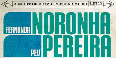 Fernanda Noronha sings MPB (Brazilian Popular Music)