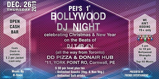 Bollywood DJ Night